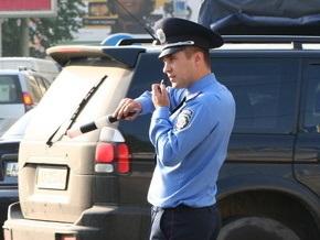 Сумские гаишники оштрафовали водителя асфальтоукладочного катка