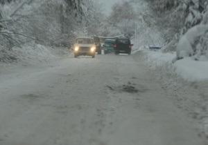 ДТП во Львовской области: два человека погибли, девять госпитализированы