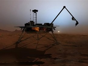 Космические лучи заставили марсианский зонд NASA перезагрузиться