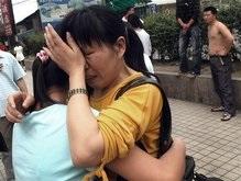 Жертвами землетрясения в Китае стали более 22 тысяч человек