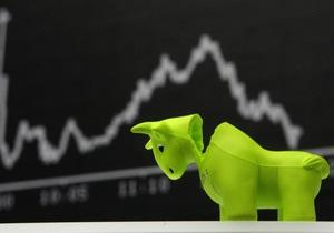 Падение украинских фондовых индексов переходит в крутое пике