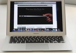 Apple представила обновленный MacBook Air толщиной менее двух сантиметров