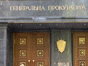 ГПУ уличила Лозинского во лжи: оружие Олийныку подбросили