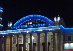На улицах Харькова остается предвыборная агитация
