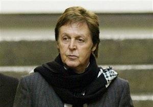 Завтра состоится свадьба экс-участника The Beatles Пола Маккартни и Нэнси Шевелл