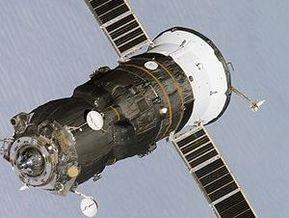 Космический корабль Прогресс затопят сегодня в Тихом океане