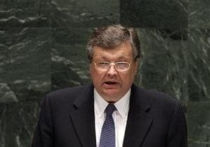 Украина настаивает на разработке гарантий безопасности неядерных государств