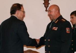 США намерены помочь украинской армии готовить профессиональных сержантов