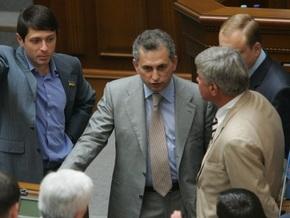 Выборы-2010: ПР в случае победы Януковича предложит на пост премьера регионала