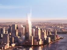 Нью-йоркский бомж нашел в мусорнике cекретный план Башни свободы