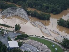Число жертв наводнения в США увеличилось до десяти человек