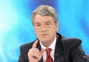 Отмена политреформы: Ющенко вспомнил Сталина