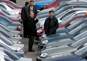 Украинские таксисты будут работать по европейским правилам