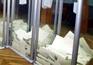 На одном из участков в Кременчуге к 9:00 проголосовали 100% избирателей