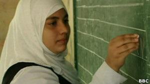 Язык врага: в школах сектора Газа учат иврит