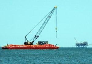 BP отправил в район аварии в Мексиканском заливе второй купол