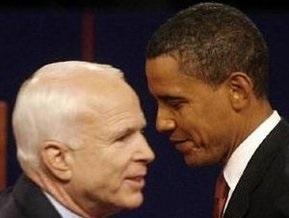 Маккейн и Обама ускоряют темп предвыборной гонки