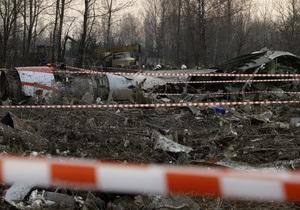Передача обломков президенсткого Ту-154: Москва и Варшава выразили взаимное удивление