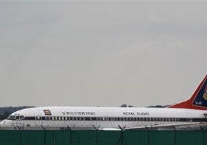 Принц Таиланда согласился выплатить Германии 20 млн евро, чтобы вернуть арестованный самолет