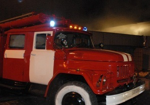 Во Львове во время пожара в многоэтажке погибли два человека