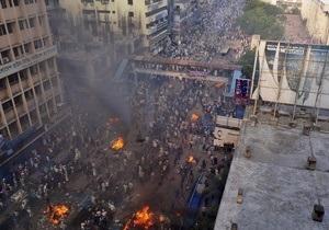 В Бангладеш снова протестуют исламисты. Четыре человека погибли