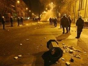 Итог дневных беспорядков в Афинах: 21 пострадавший