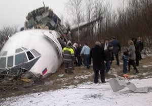 На борту аварийного Ту-154 находился брат президента Дагестана