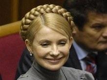 Тимошенко: Газовые договоренности - победа демократической команды