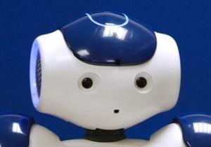 Европейцы создали эмоционального робота