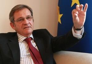 Посол Евросоюза в Украине дал интервью Корреспонденту