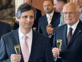 Премьер Чехии заявил, что его страна ратифицирует Лиссабонский договор до конца года