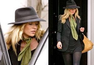 Названа знаменитость, которая лучше всех носит шляпы