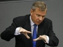 Схеффер попытается понять, кто в Украине хочет в НАТО, а кто нет