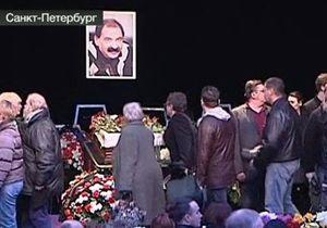 Илью Олейникова похоронили в Царском селе