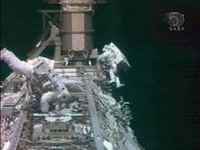 Экипаж МКС экстренно эвакуируется со станции