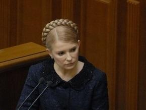 Тимошенко выразила соболезнования Обаме