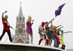 Пресса России: средневековое обвинение Pussy Riot