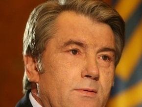 Ющенко отметил значительное развитие экономики Украины за последние 5 лет