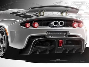 Американцы представят конкурента Bugatti на женевском автосалоне