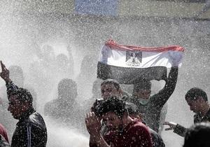 Расмуссен исключил возможность вмешательства НАТО в события в Египте