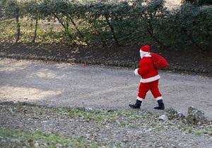 Пользователи смартфонов смогут следить за перемещениями Санта Клауса