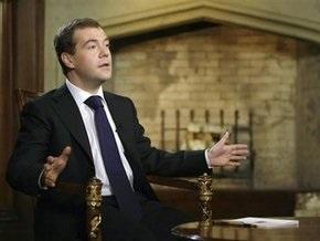 Медведев выступил против посредников в поставках газа