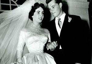 Свадебное платье - Первое свадебное платье Элизабет Тейлор продали на аукционе почти за $200 тысяч