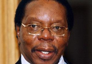 Би-би-си узнала о смерти президента Малави Бингу Мутарики