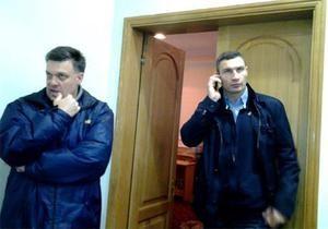 Глава ЦИК согласился на вторую за день встречу с лидерами оппозиции