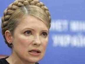 Тимошенко гарантировала украинцам тепло и горячую воду