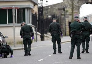 В одном из английских городов произошли массовые беспорядки