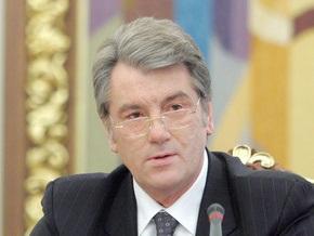 Ющенко проведет заседание СНБО и встретится с исполнительным директором Euronews