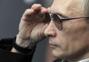 Путин заявил о готовности России продать Киеву 10% акций центра по обогащению урана