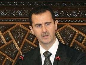 Сирия настаивает на снятии блокады с сектора Газа